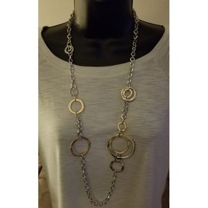 Cutting Edge necklace
